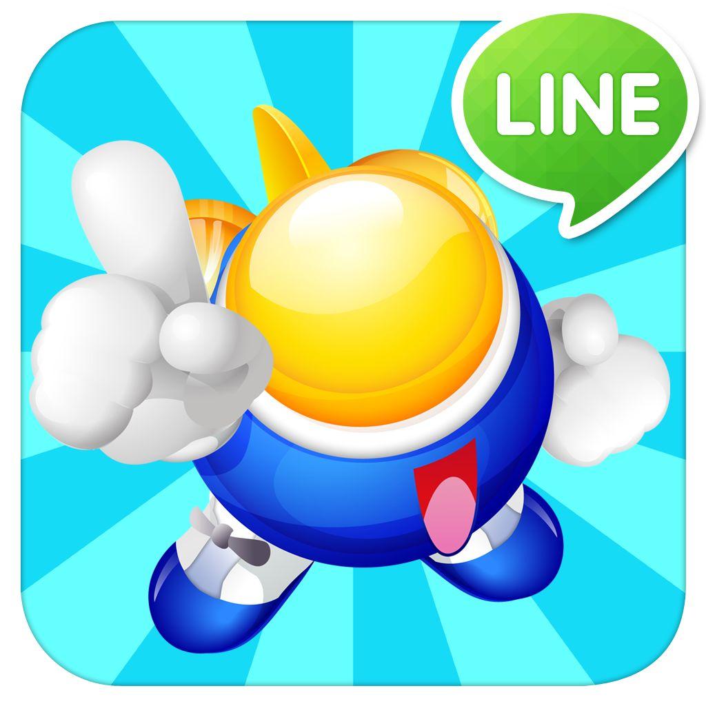LINE GoGo! TwinBee