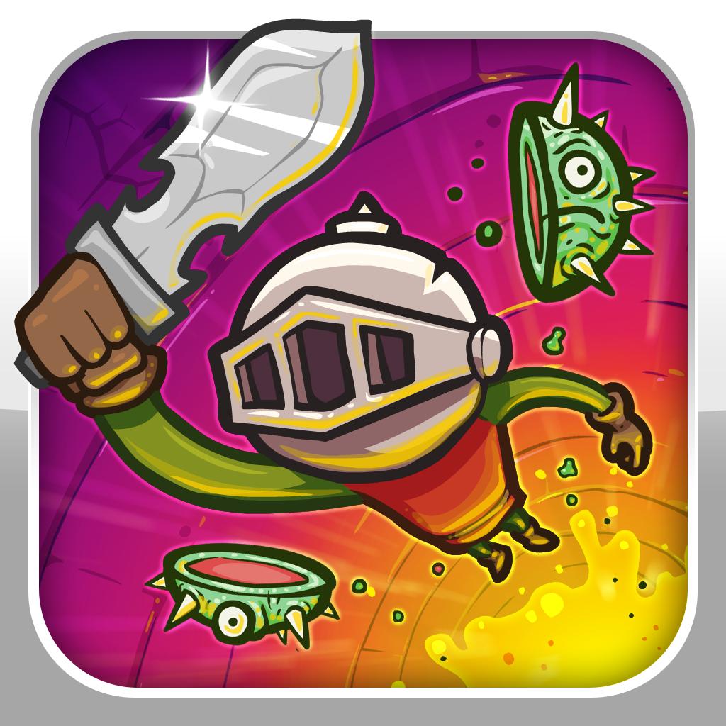Knightmare Tower iOS